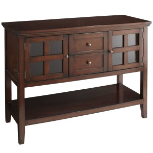 Ronan Sideboard - Tobacco Brown