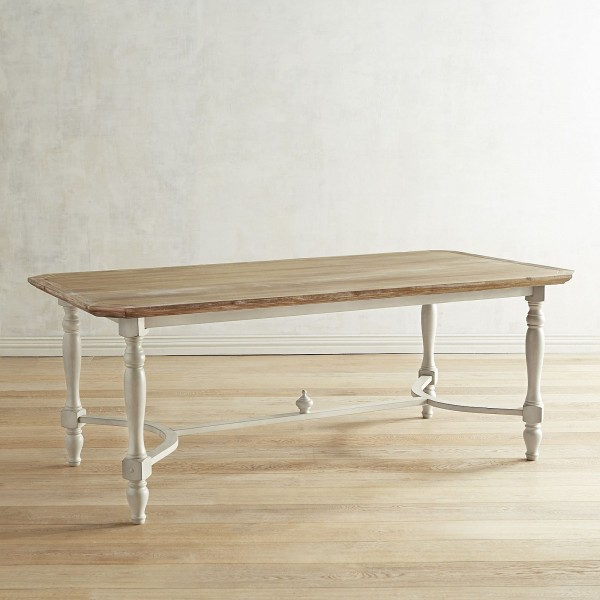 Amelia Natural Stonewash Dining Tables