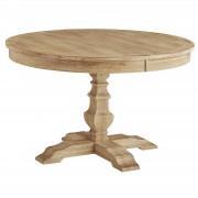 Bradding Natural Stonewash Round Dining Tables