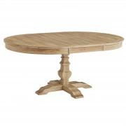 Bradding Natural Stonewash Round Dining Tables 4