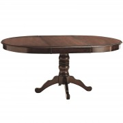Extension Tobacco Brown Dining Table