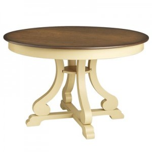 Marchella Collection Antique Ivory Dining Tables