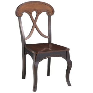 Marchella Dining Chair - Rubbed Black