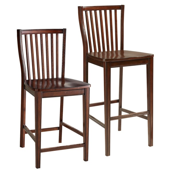 Ronan Collection Tobacco Brown Counter & Bar Stool