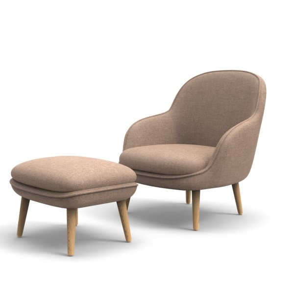 Archie Accent Chair and Bench