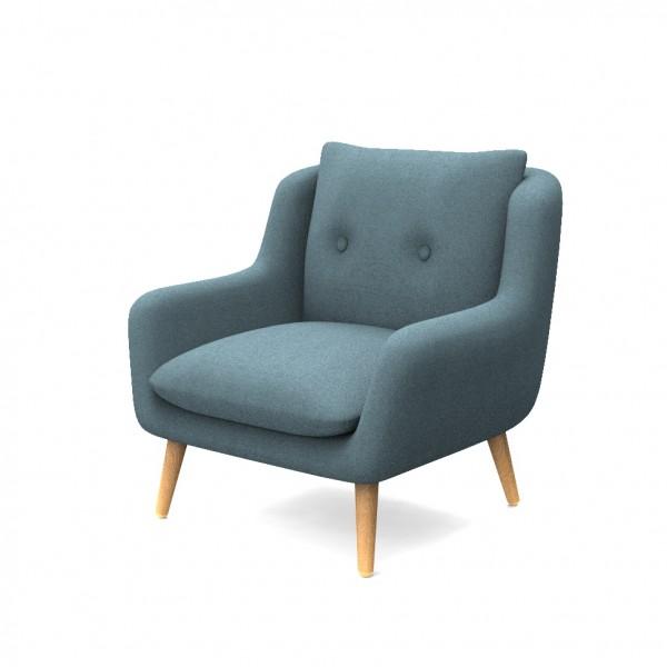 Arrow Accent Chair