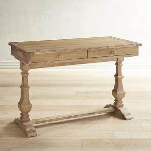Natural Stonewash Desk